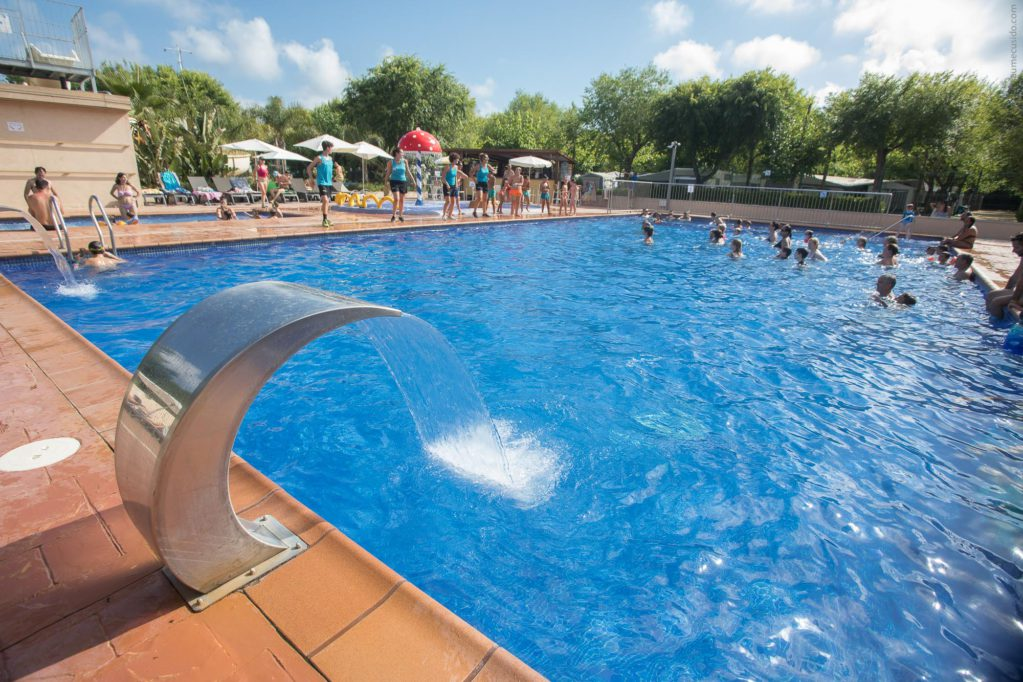 Piscinas Swimmingpools Camping Caballo de Mar