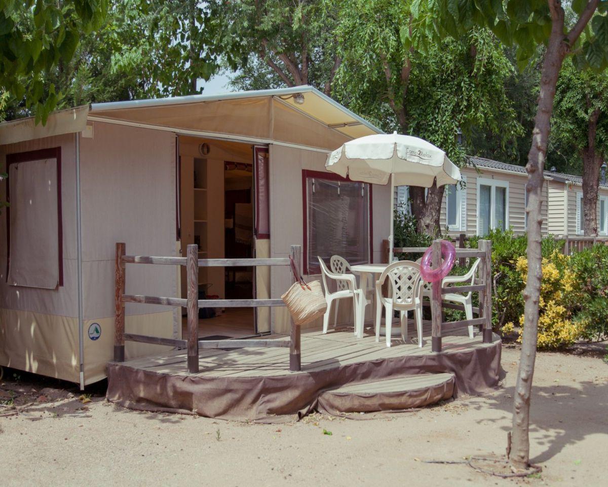 bungalow tent caballo de mar