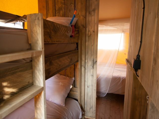 glamping safari caballo de mar